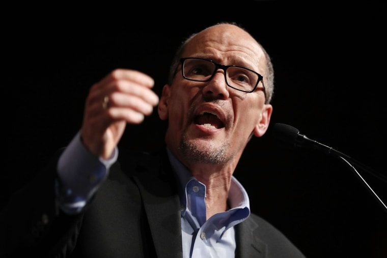 Image: DNC Chair Tom Perez