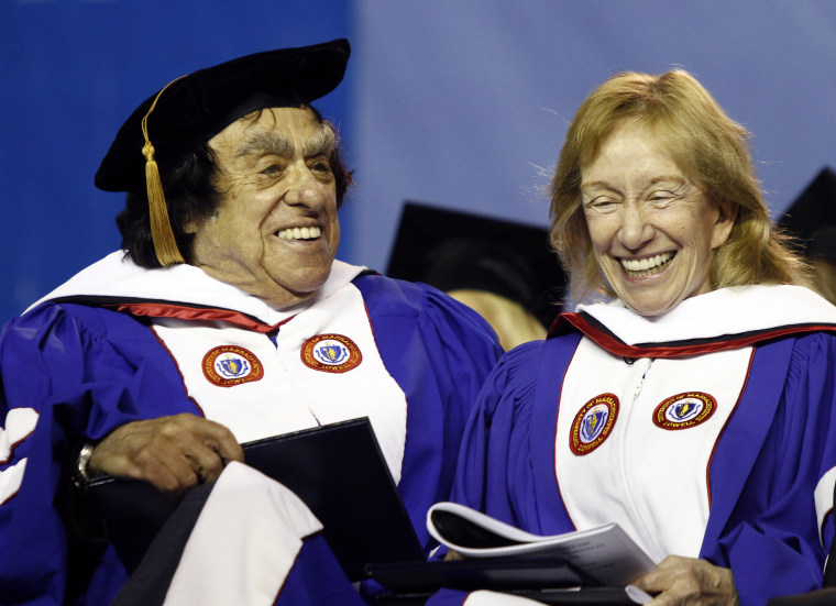 Image: Richard Goodwin and Doris Kearns Goodwin