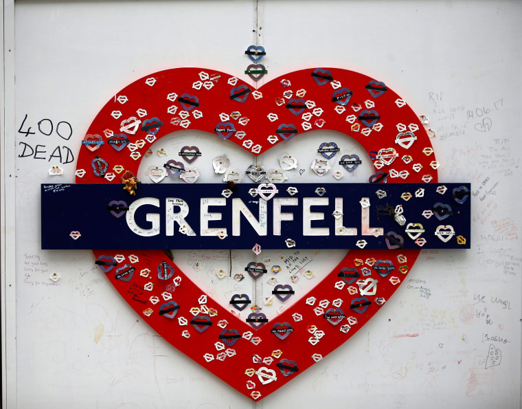 Image: Grenfell inquiry