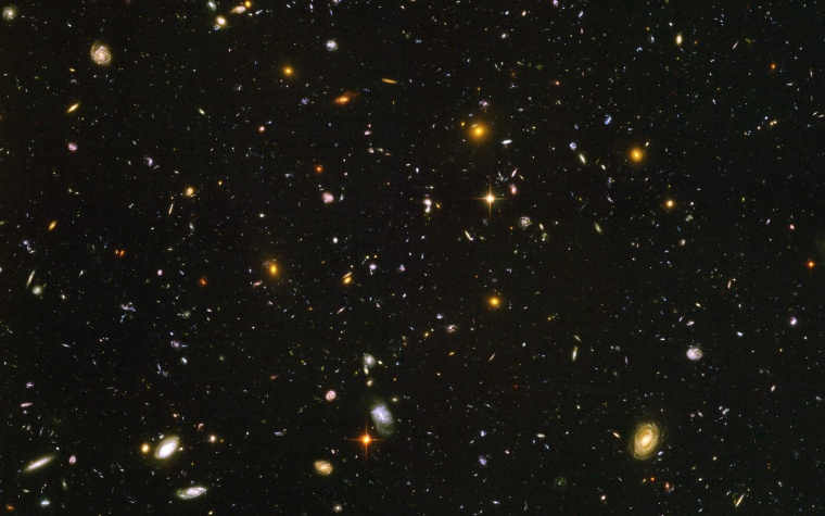 Image: Hubble Ultra Deep field