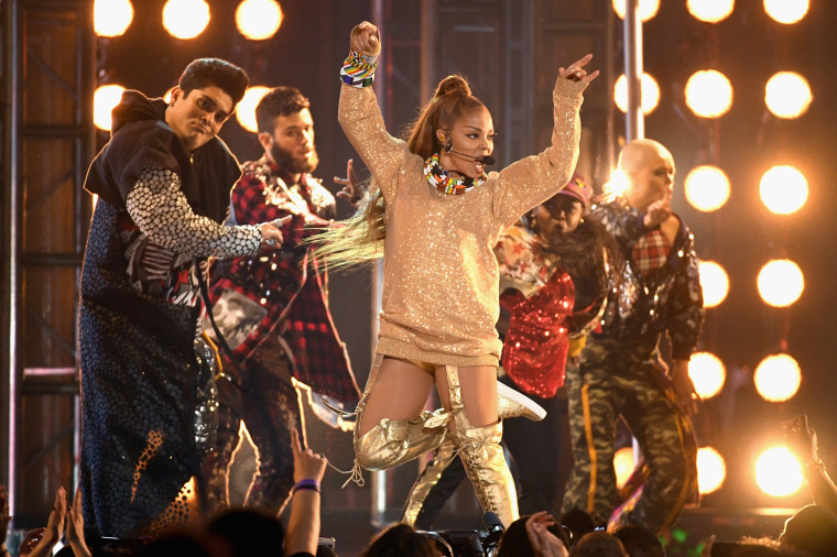 Image: Janet Jackson Billboard Music Awards