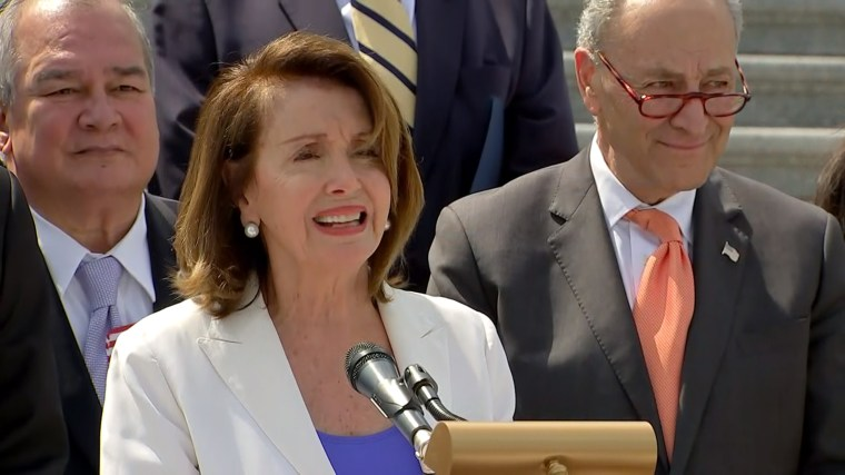 Image: Nancy Pelosi, Chuck Schumer