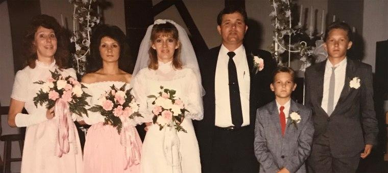 Image: Cynthia Tisdale Family Wedding
