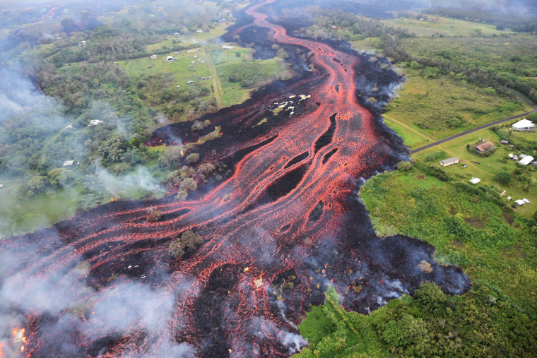Image: Hawaii Volcano Eruption Kilauea