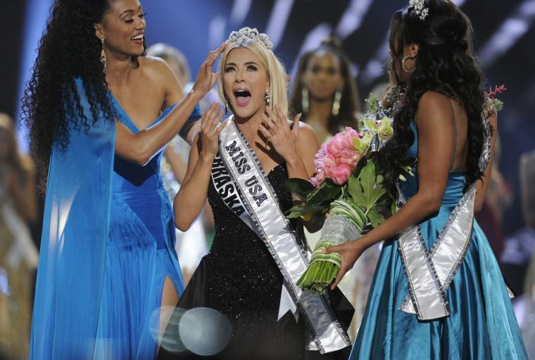 Image: 2018 Miss USA Sarah Rose Summers