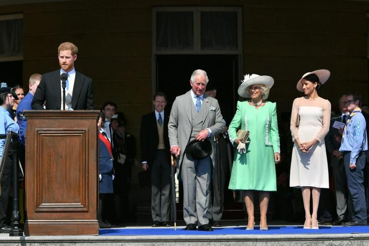Image: BRITAIN-ROYALS-CHARLES
