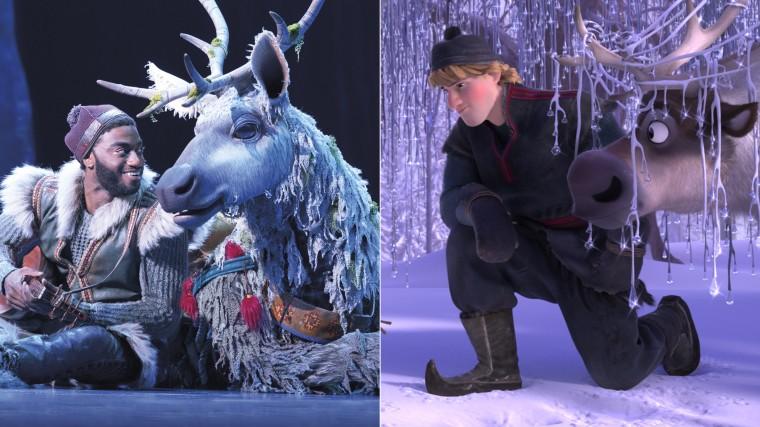 Image: Disney's Frozen