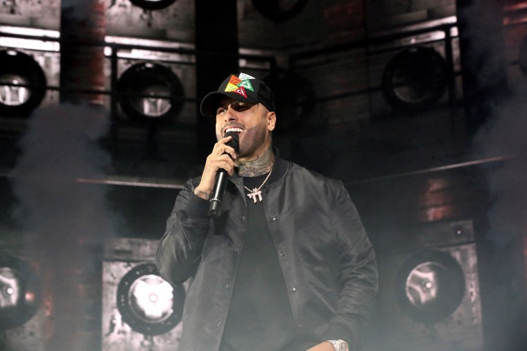 Reggaeton star Nicky Jam joins 'Bad Boys' sequel