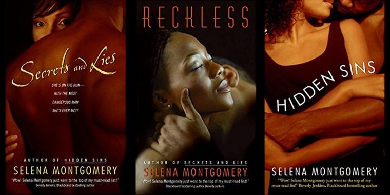 Image: Stacey Abrams romance novels