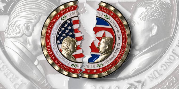 Image: US-North Korea summit