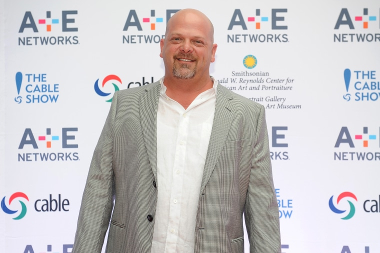 Image: A+E Networks Hosts the NCTA Reception - Arrivals