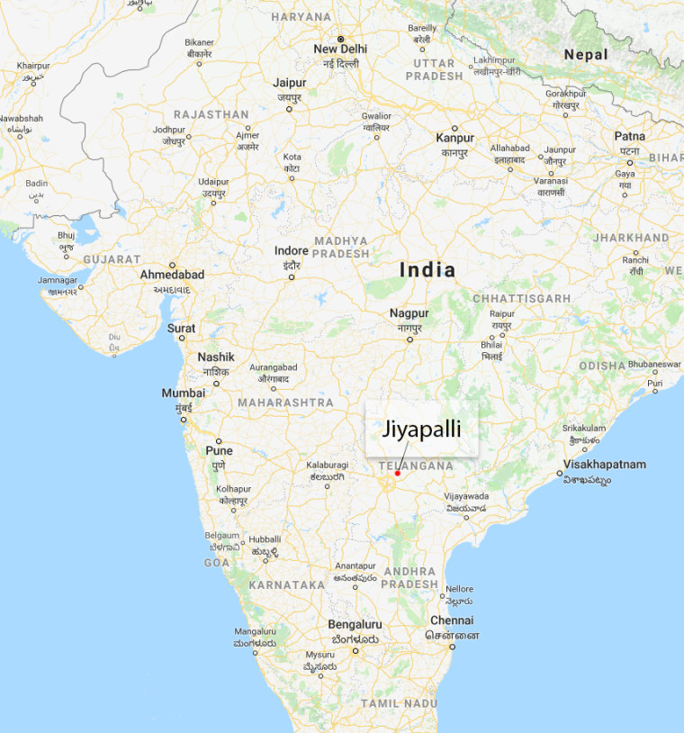 Image: Map of India