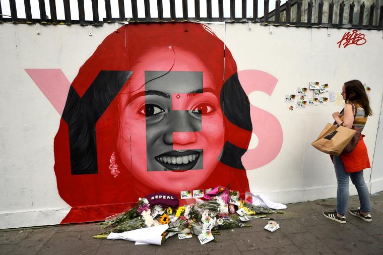 Image: Abortion referendum
