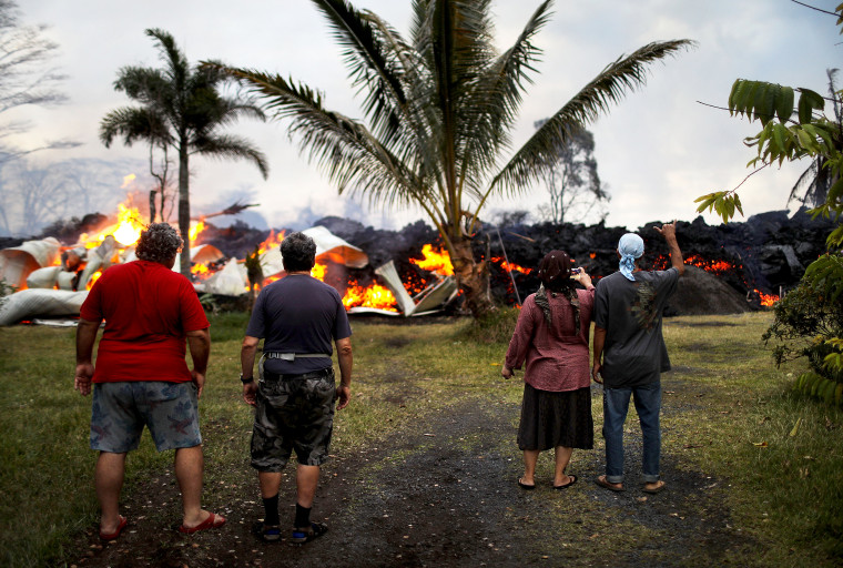 Image: Hawaii's Kilauea Volcano Erupts Forcing Evacuations