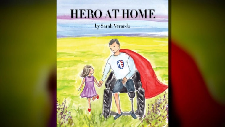 Military children's book