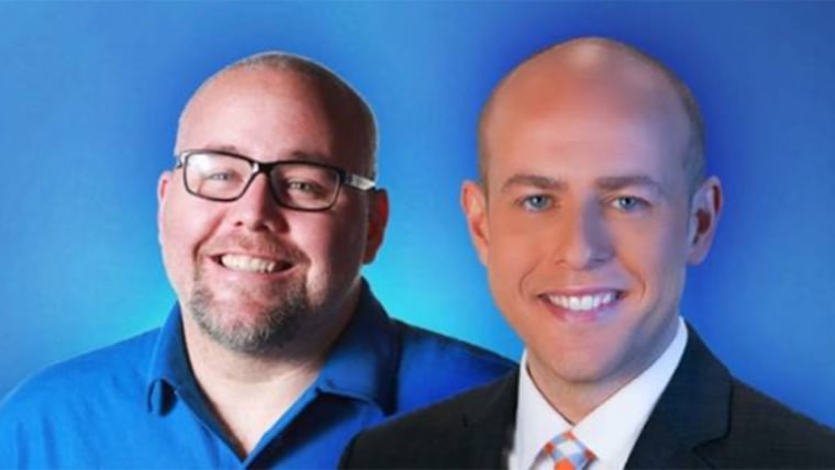 Two journalists killed while reporting on severe weather