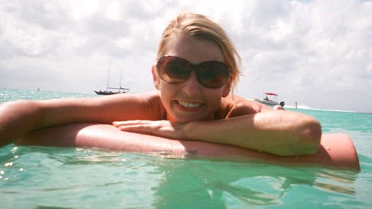 Katie Gerber, melanoma, skin cancer