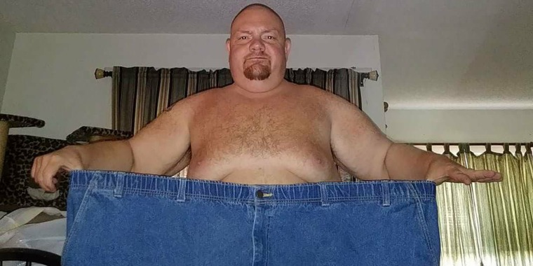 How to lose weight: 600-pound man lost 250 lbs in 15 months
