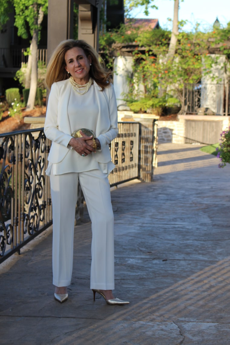 Fashion Over Fifty founder Wendy Packer