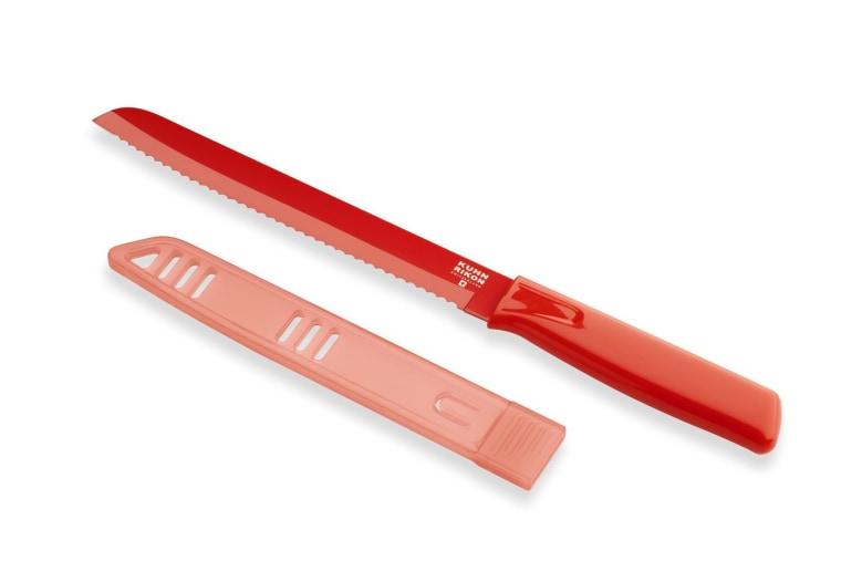 Kuhn Rikon serrated bread knife