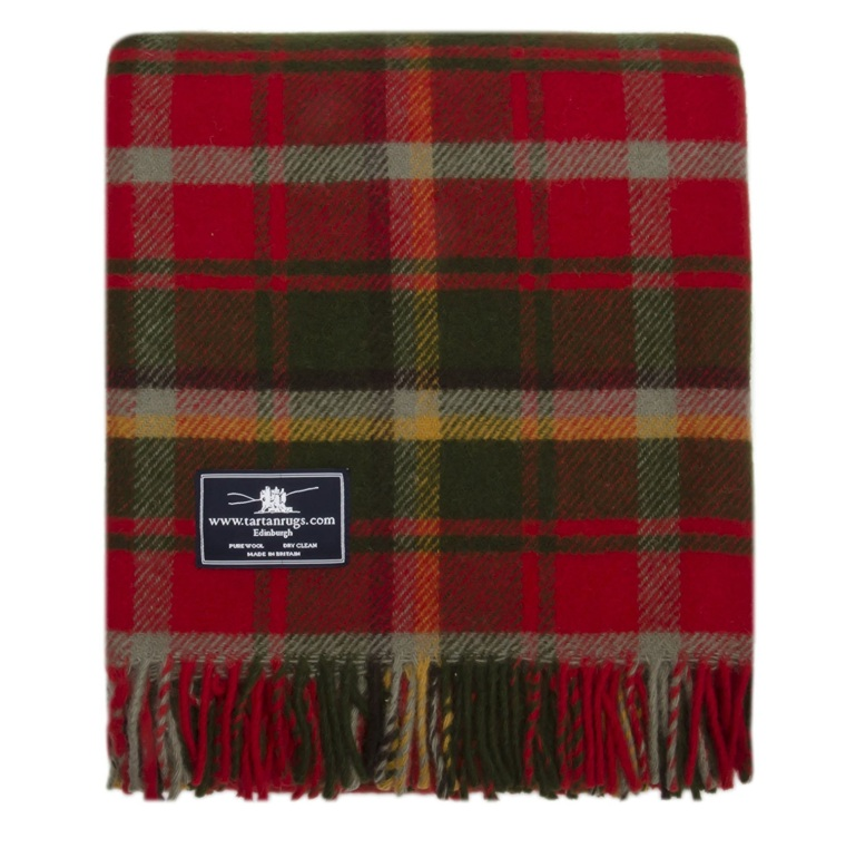 best gifts for grandpas - tweedmill blanket