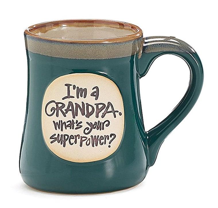 grandpa gift ideas - grandpa mug