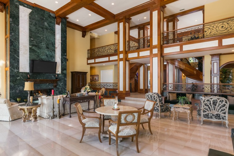 Shaquille O'Neal house for sale