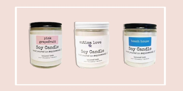 Deal Of The Day 25 Percent Off Soy Candles From Beloved Bath