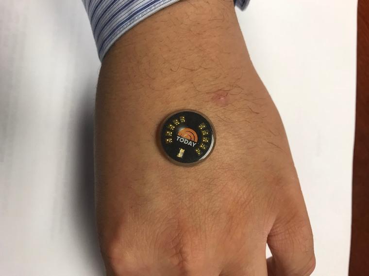 UV Sense - sun sensor