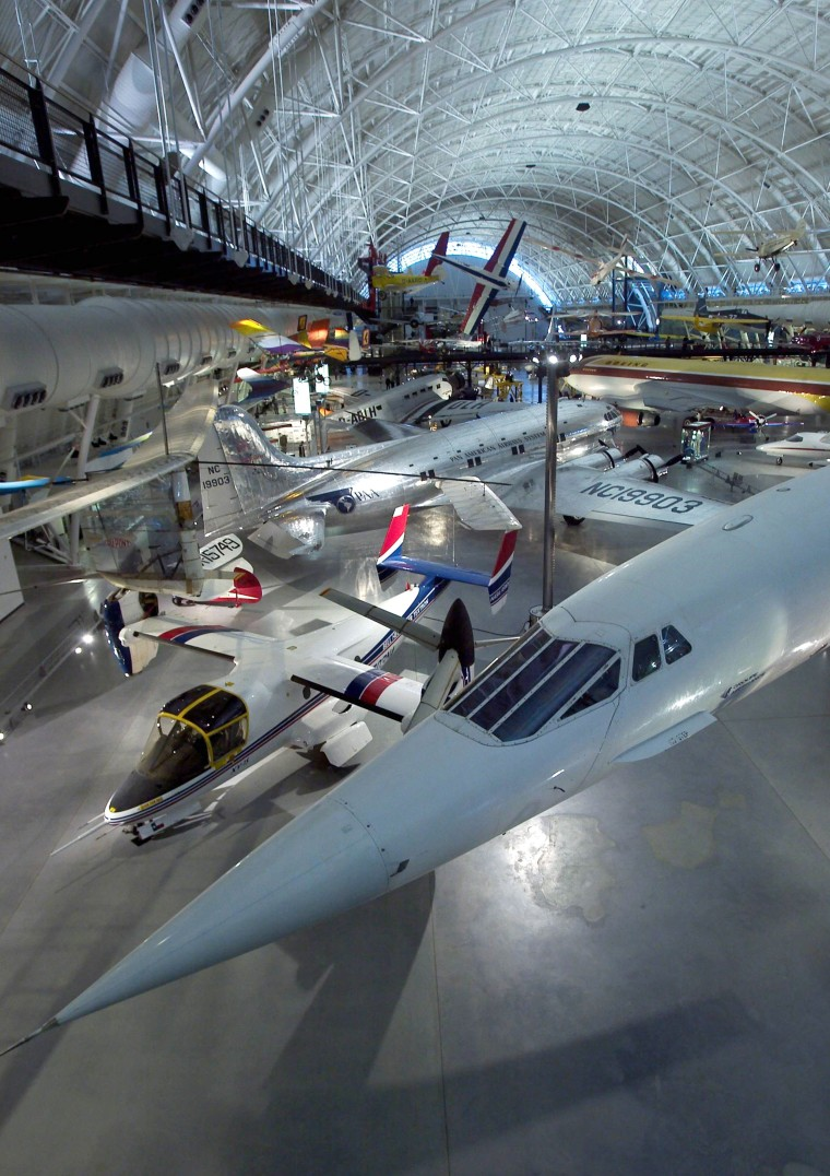 National Air and Space Museum - Smithsonian Institution