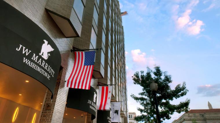 Hotel in Downtown Washington, DC | JW Marriott Washington, DC
