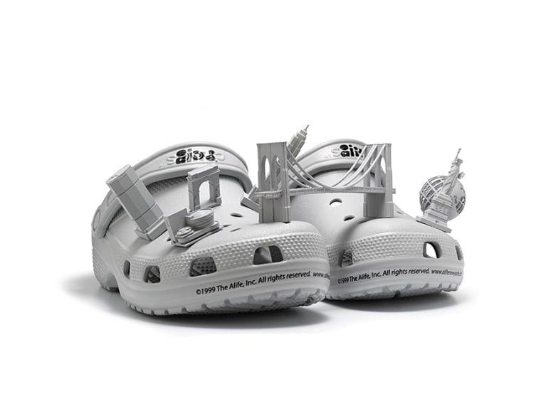 Crocs X Alife