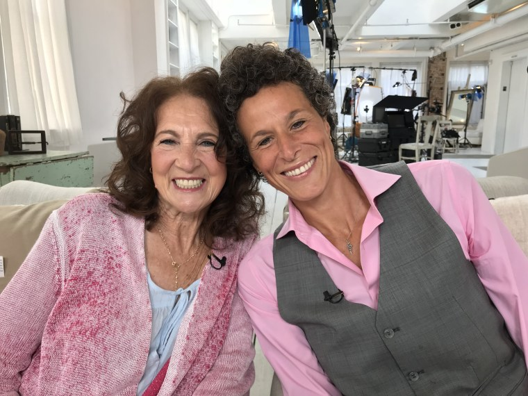 Image: Andrea Constand and Gianna Constand