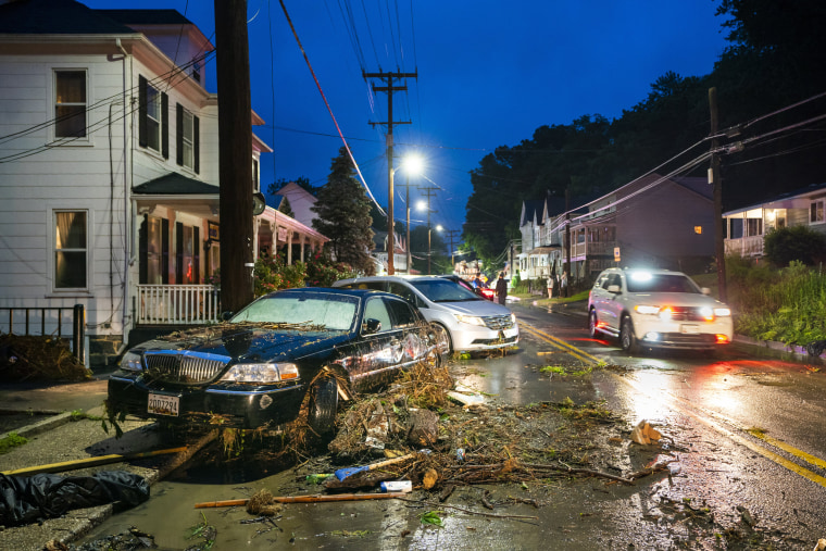 Image: Ellicott City flash flood