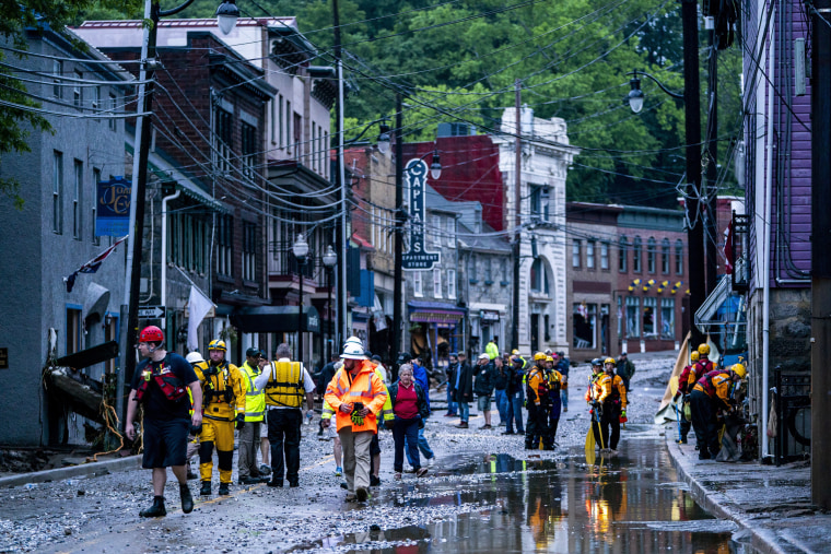 Image:Ellicott City flash flood