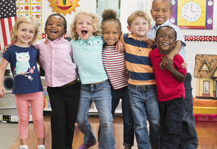 Roots of Empathy, a global non-profit that teaches young, school-aged children to empathize with each other, found that children who participated in the program were approximately 50 percent less lightly to fight.