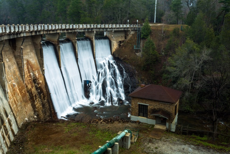Image: Tahoma Dam