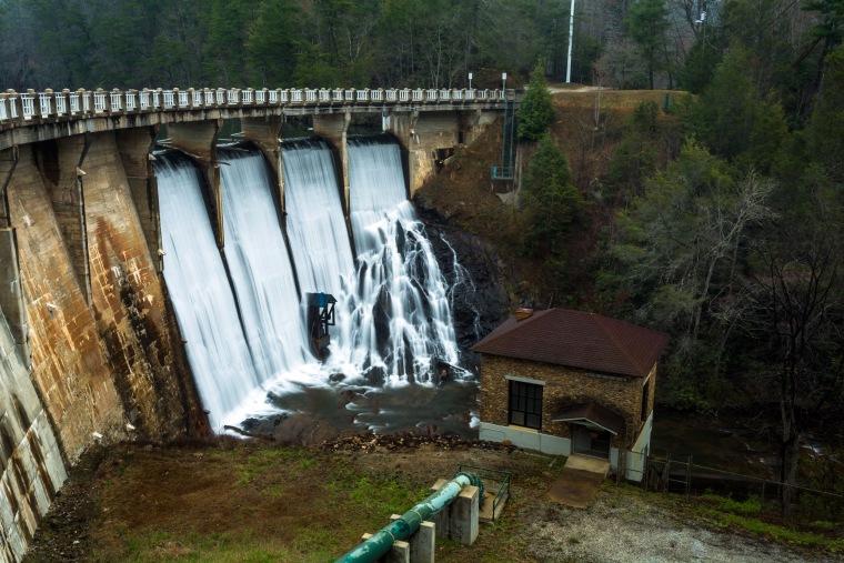 Creston Nc Map.Residents Allowed Back Home After Landslide Near North Carolina S