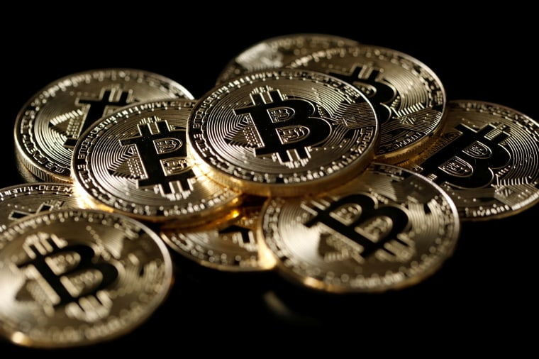 Image: Bitcoin tokens