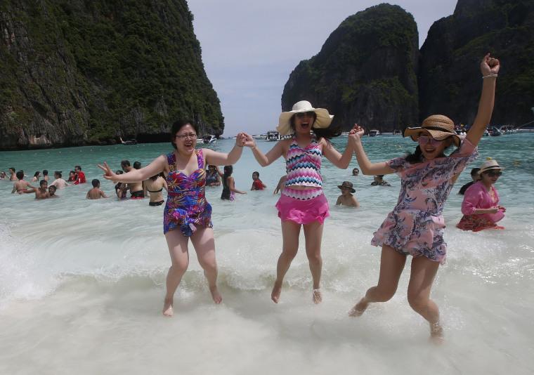 Image: Phi Phi leh island