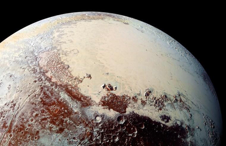 Image: Sputnik Planitia