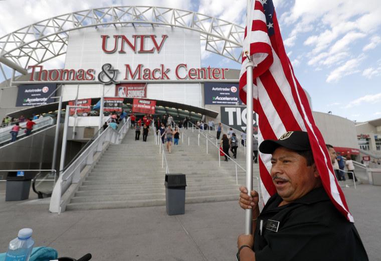Image: Las Vegas Union Strike