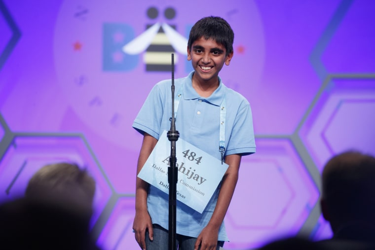 Image: 2018 Scripps National Spelling Bee