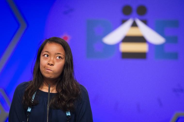 Image: Spelling Bee