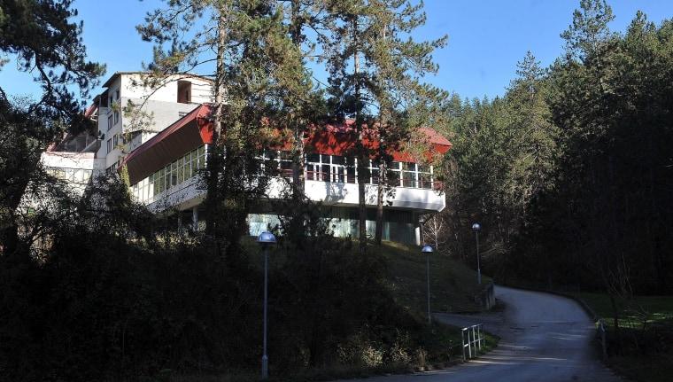 Image: The Vilina Vlas hotel and spa