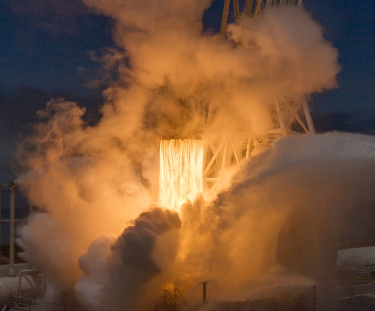 Image: US-SPACE-NASA-SPACEX-GRACE