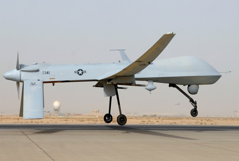 Image: US Air Force Drone