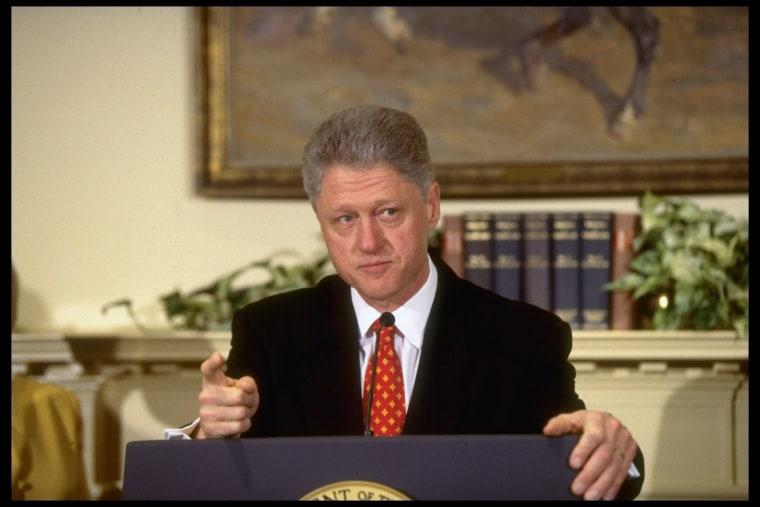 William J. Clinton;Monica Lewinsky [Misc.]
