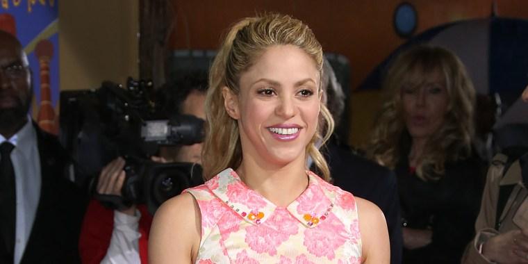 Shakira home