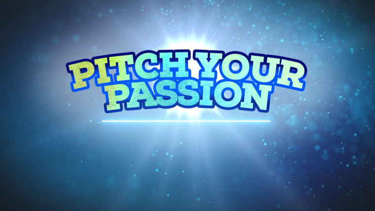 Pitch Your Passion Callout